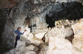 Die Höhle Strašna peć
