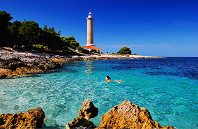Lighthouse Veli Rat